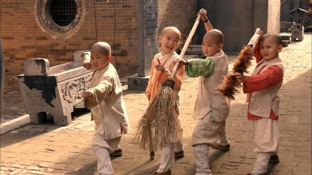 Hình ảnh phim Bảy Vị La Hán
