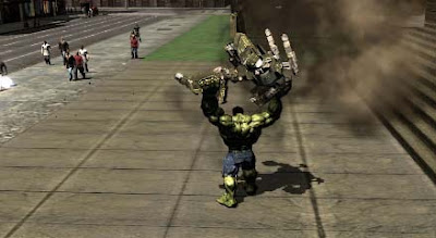 Free Download Games The Incredible Hulk Full Version For PC
