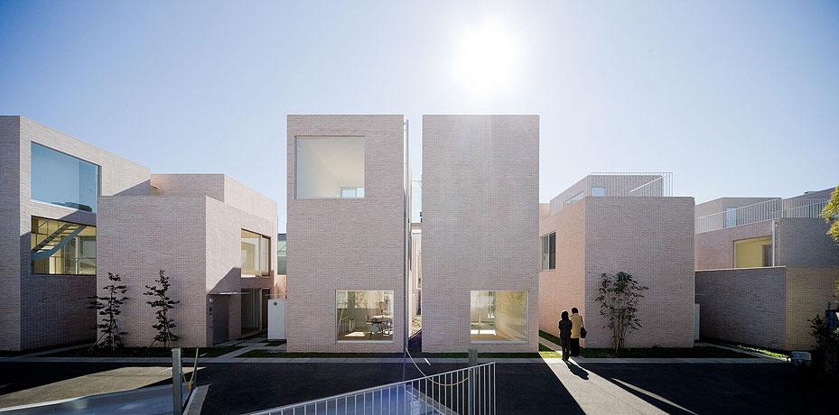 SANAA Seijo Apartments Iwan Baan HIC Arquitectura