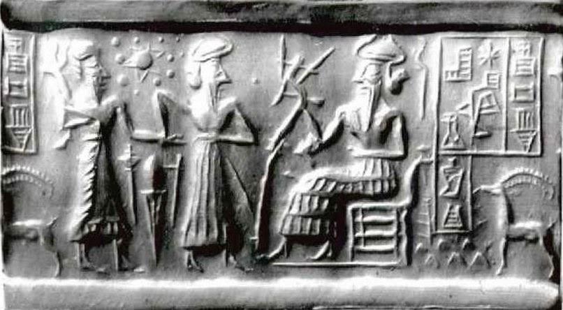 Alien Explorations: Prometheus: Ancient Sumerian Engineer 'Star