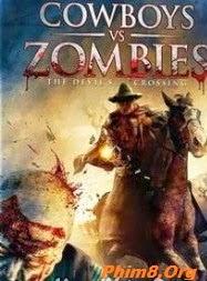 Xem Phim Cao Bồi vs Zombie