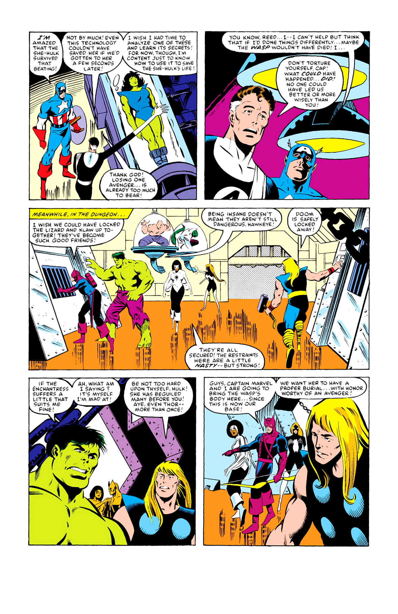 Captain America (1968) Issue #292i #216 - English 21