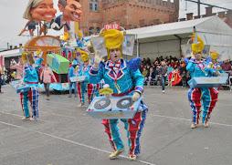 Verslag Carnavalszondag!