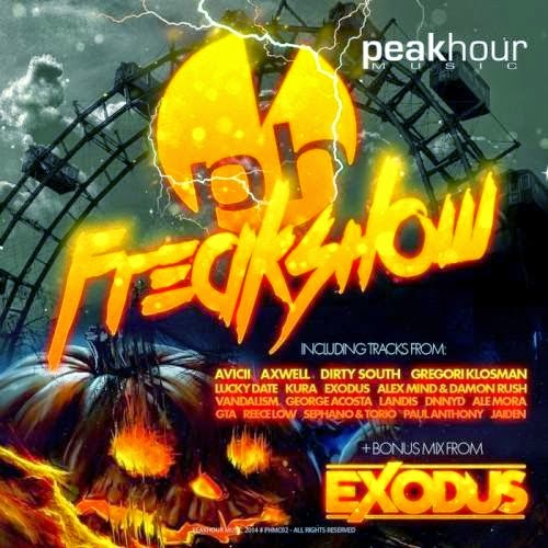 Download CD Freakshow Vol.1