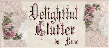 Delightful Clutter Banner