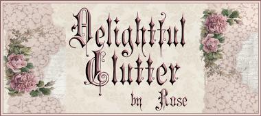 Delightful Clutter Banner