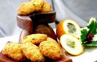 resep cookies buah markisa