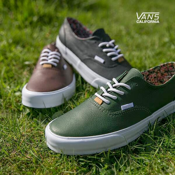 Deal of the Day: Vans Nappa Leather Era Decon CA | Skate Shoes PH ...