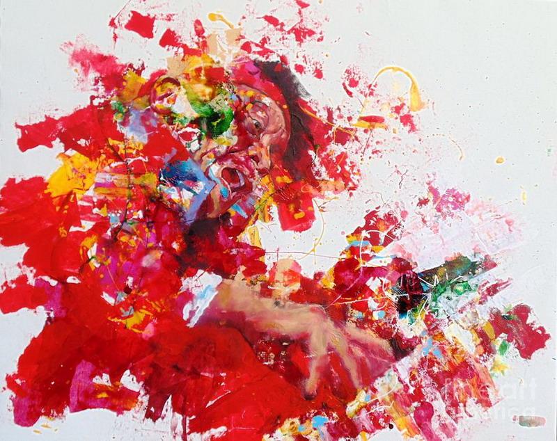 Explosión de Colores Retratos