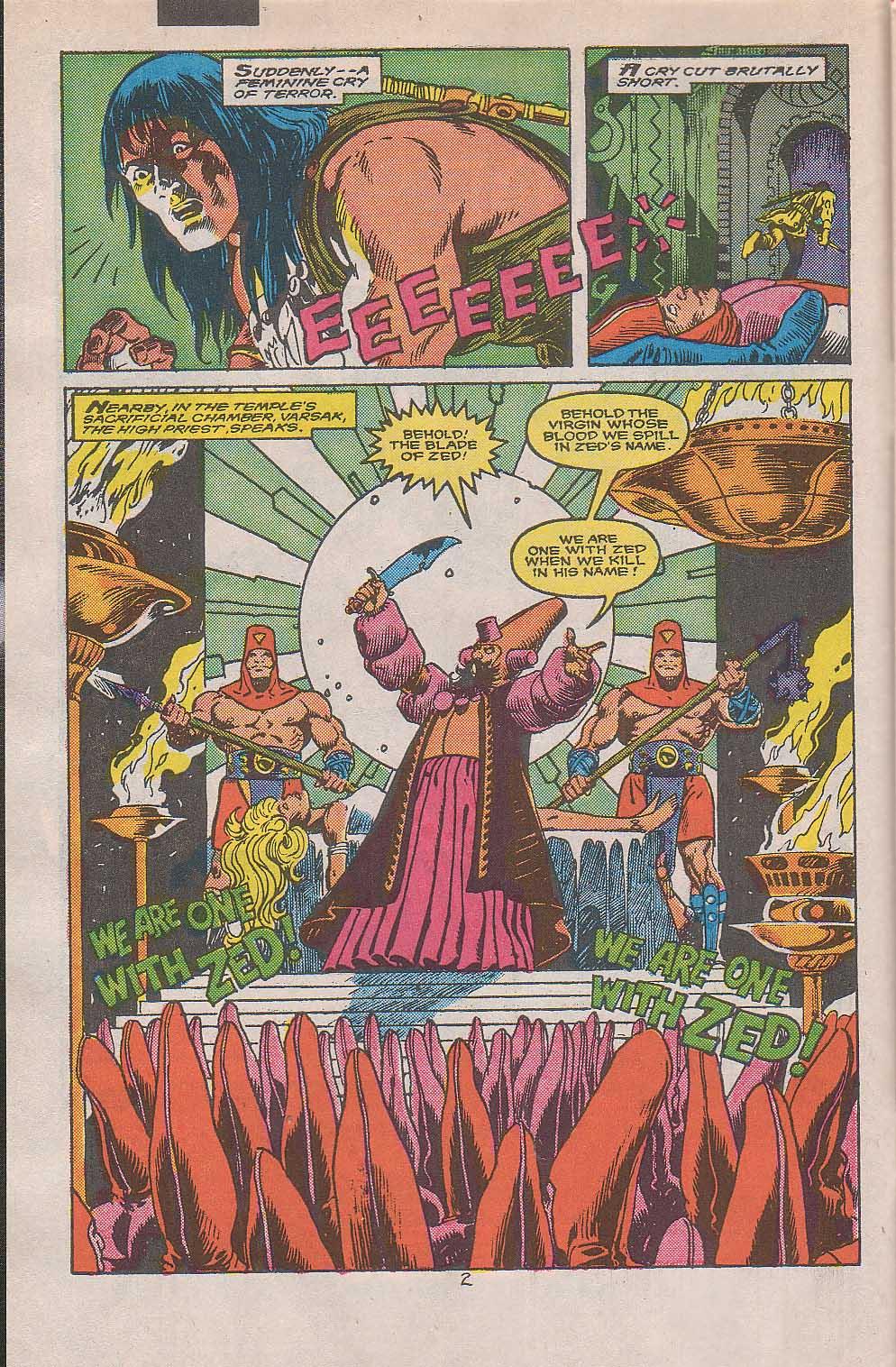 Conan the Barbarian (1970) Issue #216 #228 - English 3