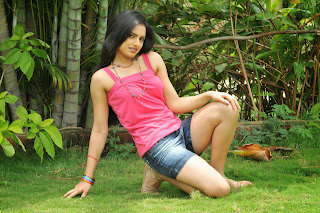 Actress Ritu Kaur  Picture Gallery in Denim Shorts  0036