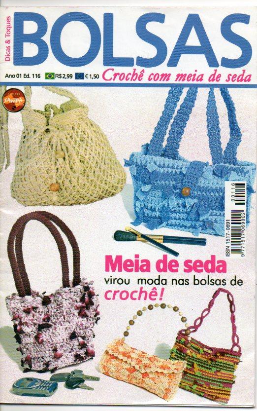 Patrones De Bolsos A Crochet