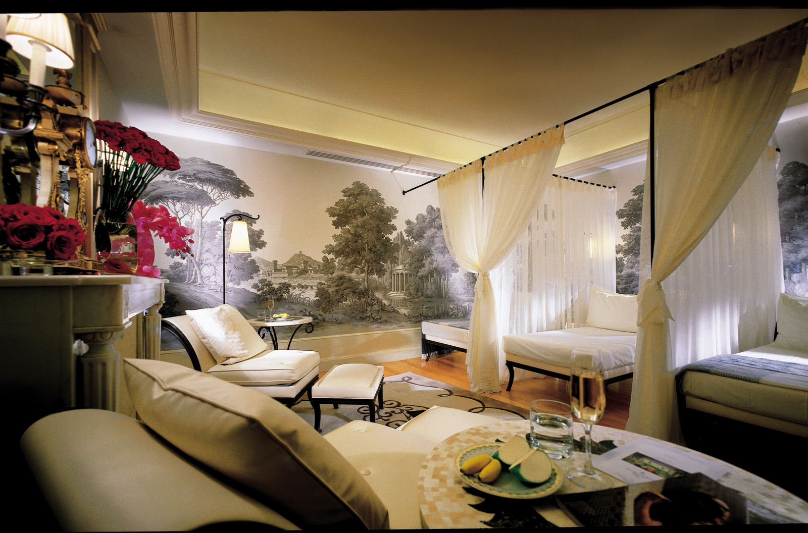 Travel must do afternoon tea and spa session at the four for Salon design paris