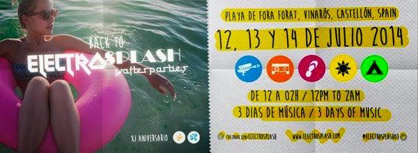 ElectroSplash 2014