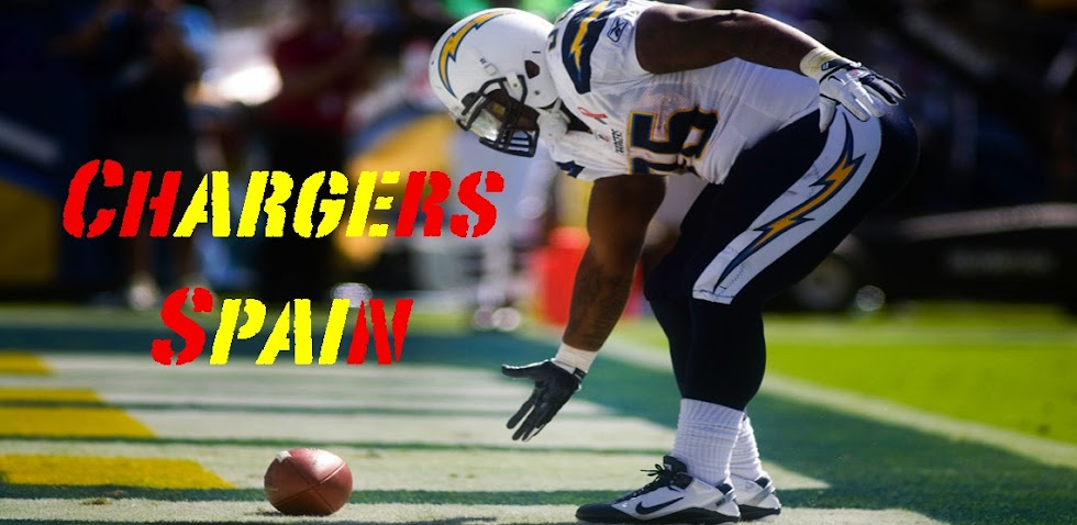 Chargers Spain