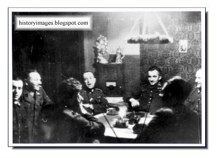 Lubny, Ukraine, Einsatzgruppen C SS officers  Nazi exterminators