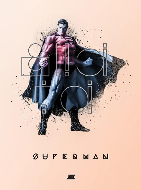 Josip Kelava. Heroes and Villains 2. Illustration | Typography