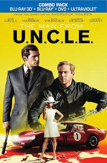 تحميل الفيلم الكوميدي المنتظرThe Man from U.N.C.L.E. 2015 720 & 480p BluRay