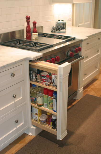Simplifying Remodeling 24 Hot Ideas For Stashing Spices