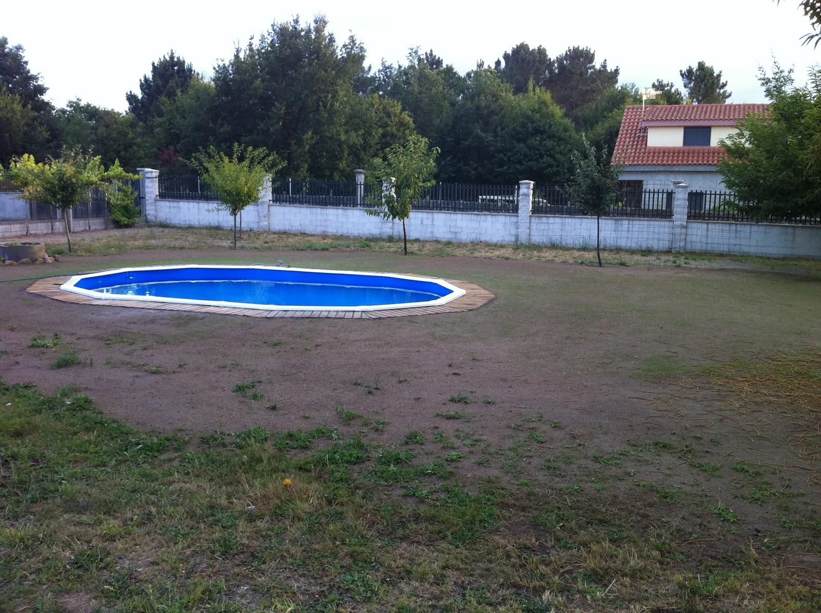 Que le pongo en el suelo a una piscina desmontable cheap - Suelo para piscina desmontable ...