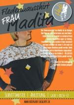 Fledermausshirt Frau Madita