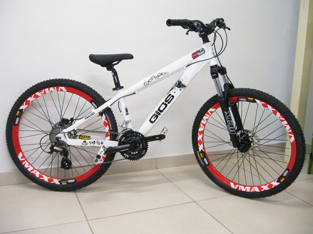 bikes insanas gios