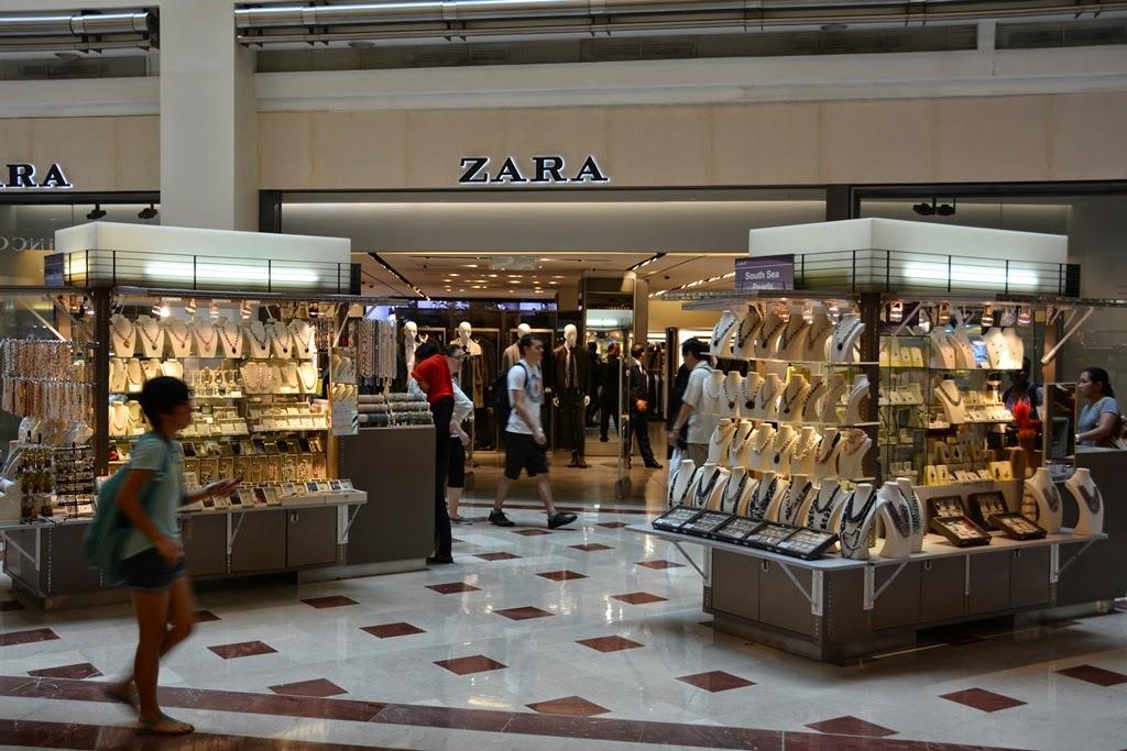 Suria KLCC Zara