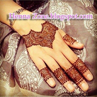 Henna Zone Henna Designs For Hands
