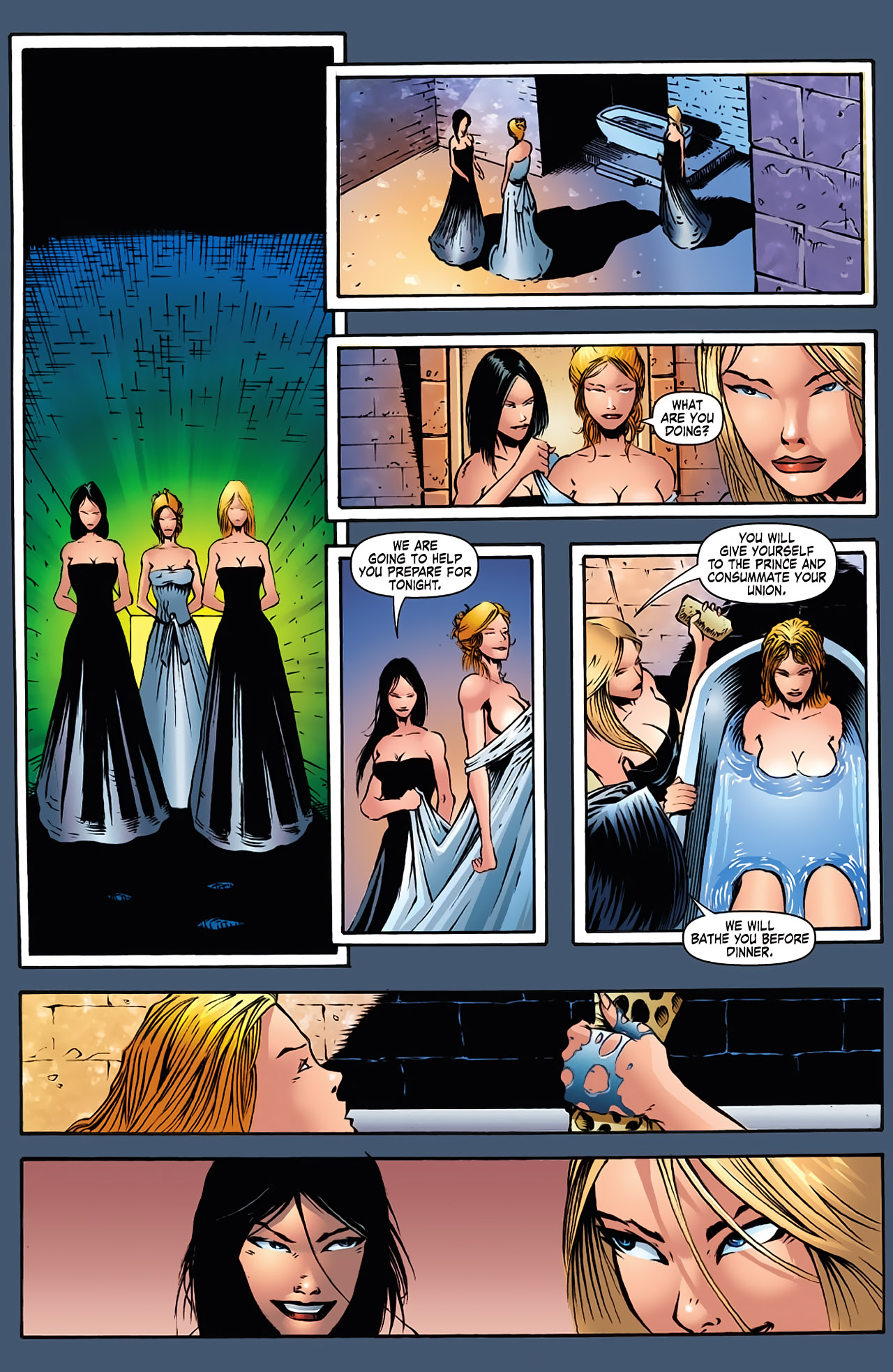 Grimm Fairy Tales (2005) Issue #6 #9 - English 20