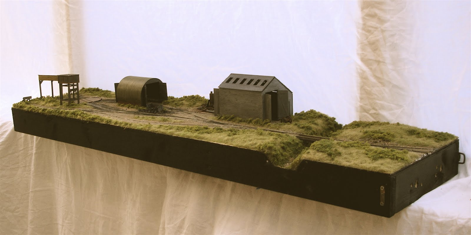 Tims Models Hockenhull Platts Railway