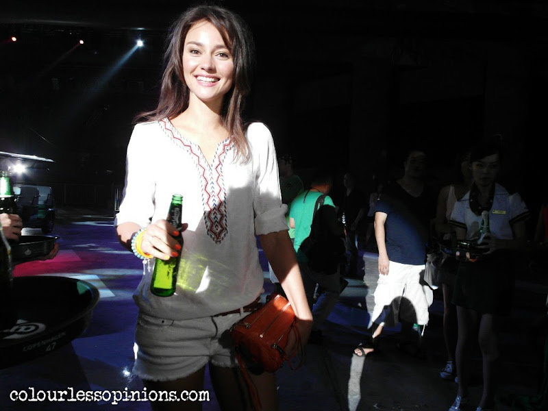 DJ Miss Nine at Carlsberg Where's The Party 2013 (WTP IV) in Malaysia
