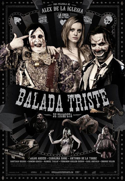Ver Balada Triste de Trompeta (2010) online