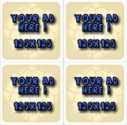 Cara Membuat 4 Kotak Iklan Berukuran 125x125