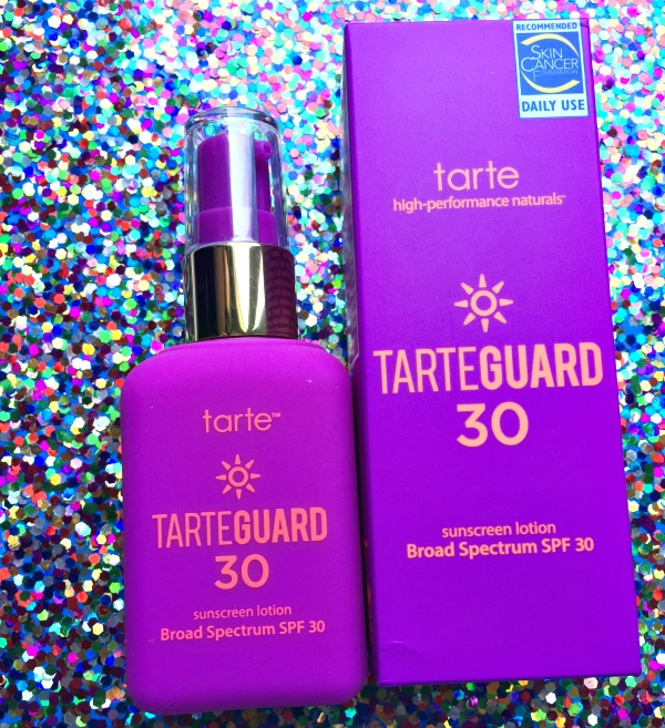 tarte tarteguard spf 30