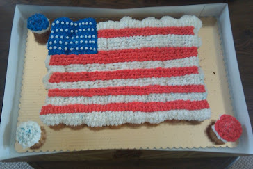 50 Cupcake Birthday Cake