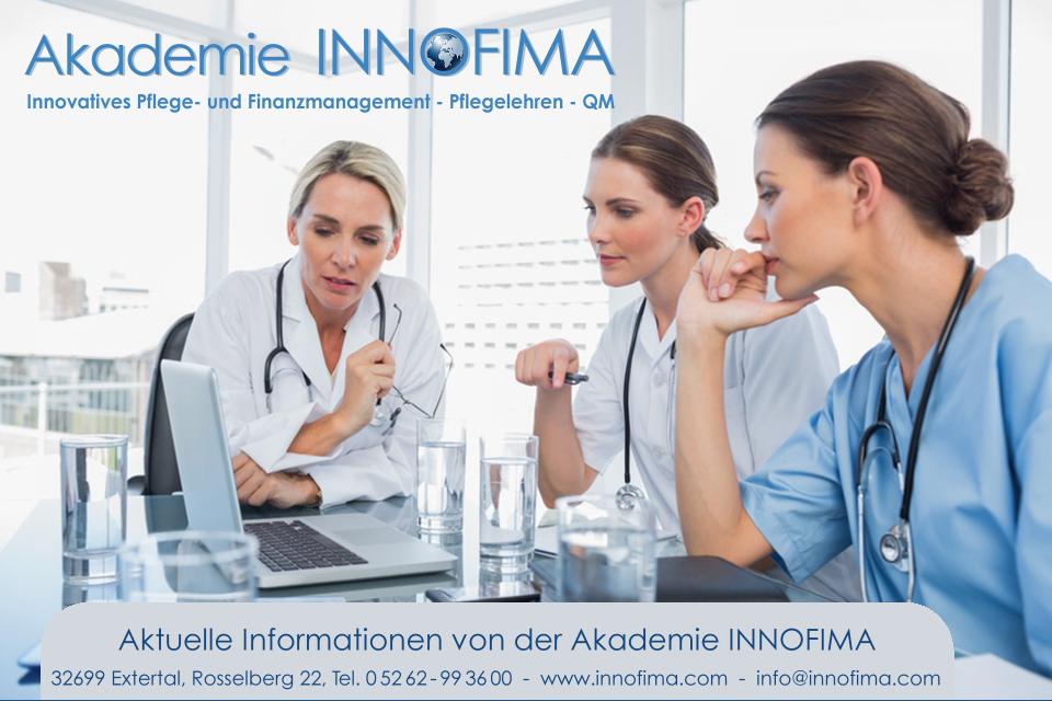 News von der Akademie IINOFIMA, Extertal