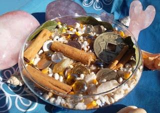 Ritual para la suerte y el dinero en el hogar magia del tarot - Ritual para la suerte ...