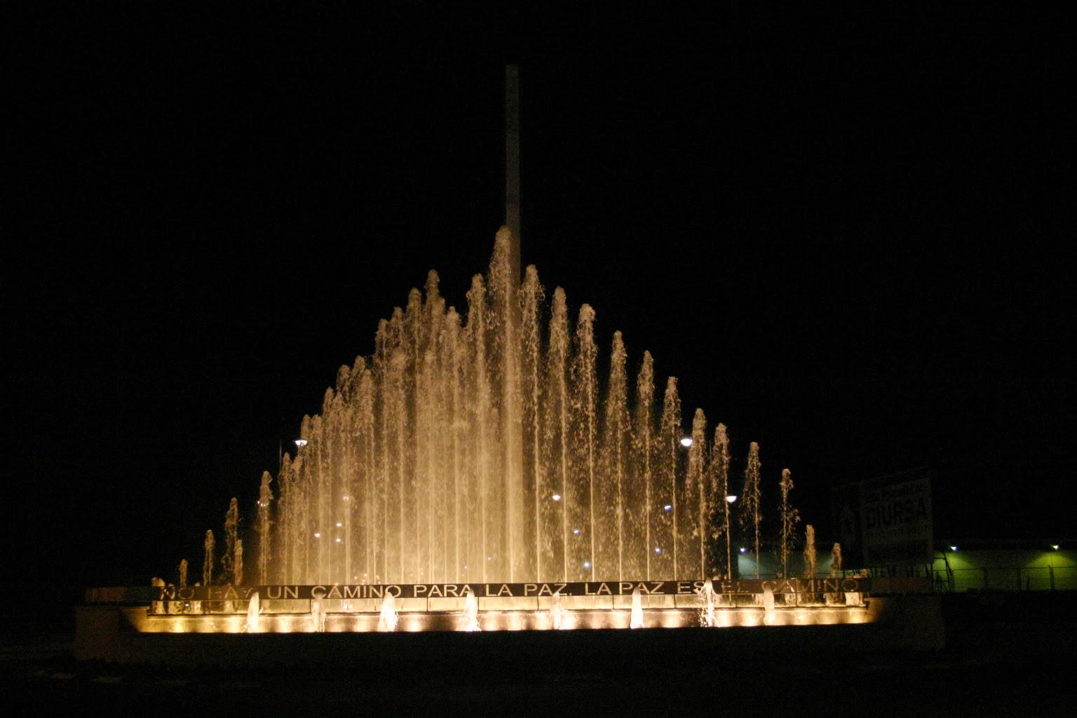 Monumento en memoria de las víctimas del 11-M