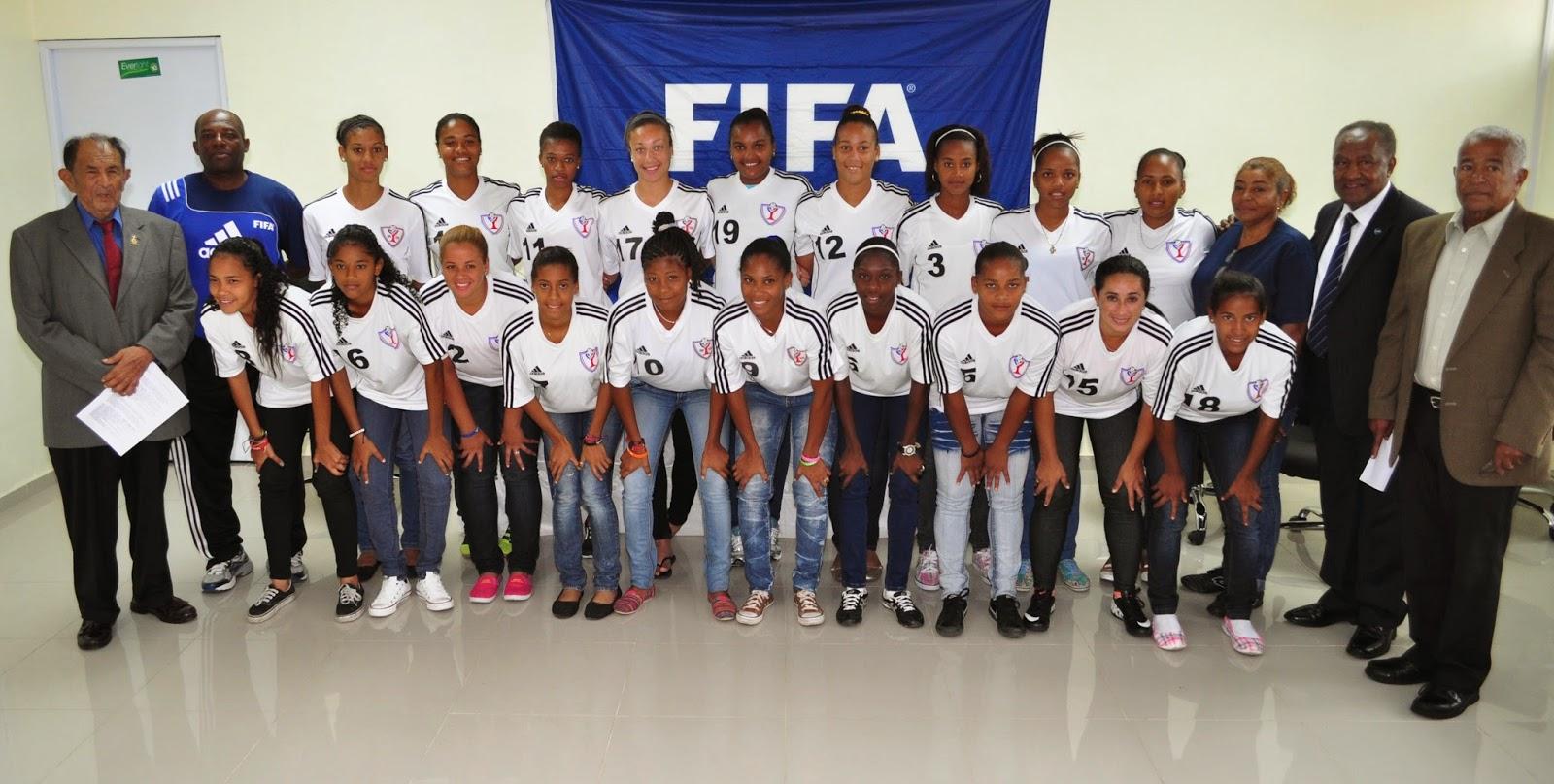 Copa del Caribe Femenina este miércoles en San Cristóbal