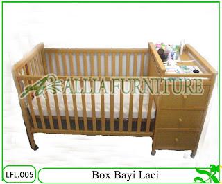 Box Bayi Klender Laci