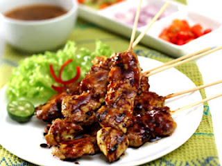 Resep Sate Ayam Khas Ponorogo