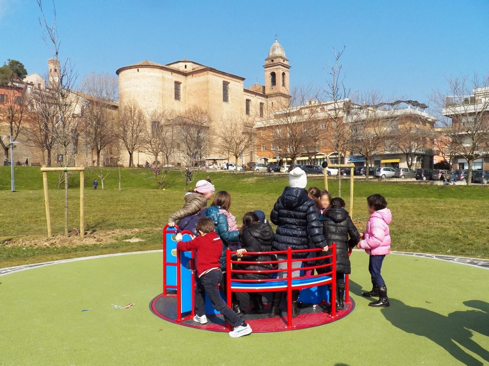 Parco giochi Santarcangelo (RN)