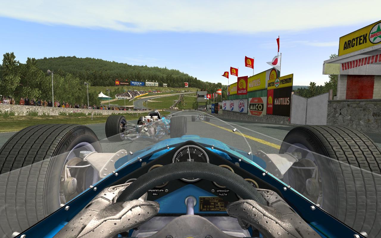 F1 Online Now Rfactor 2