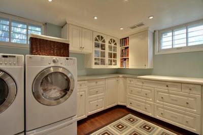 Lavanderia en casa for Cuarto lavanderia