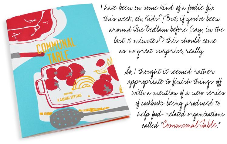 Communal Table Cookbook - Link