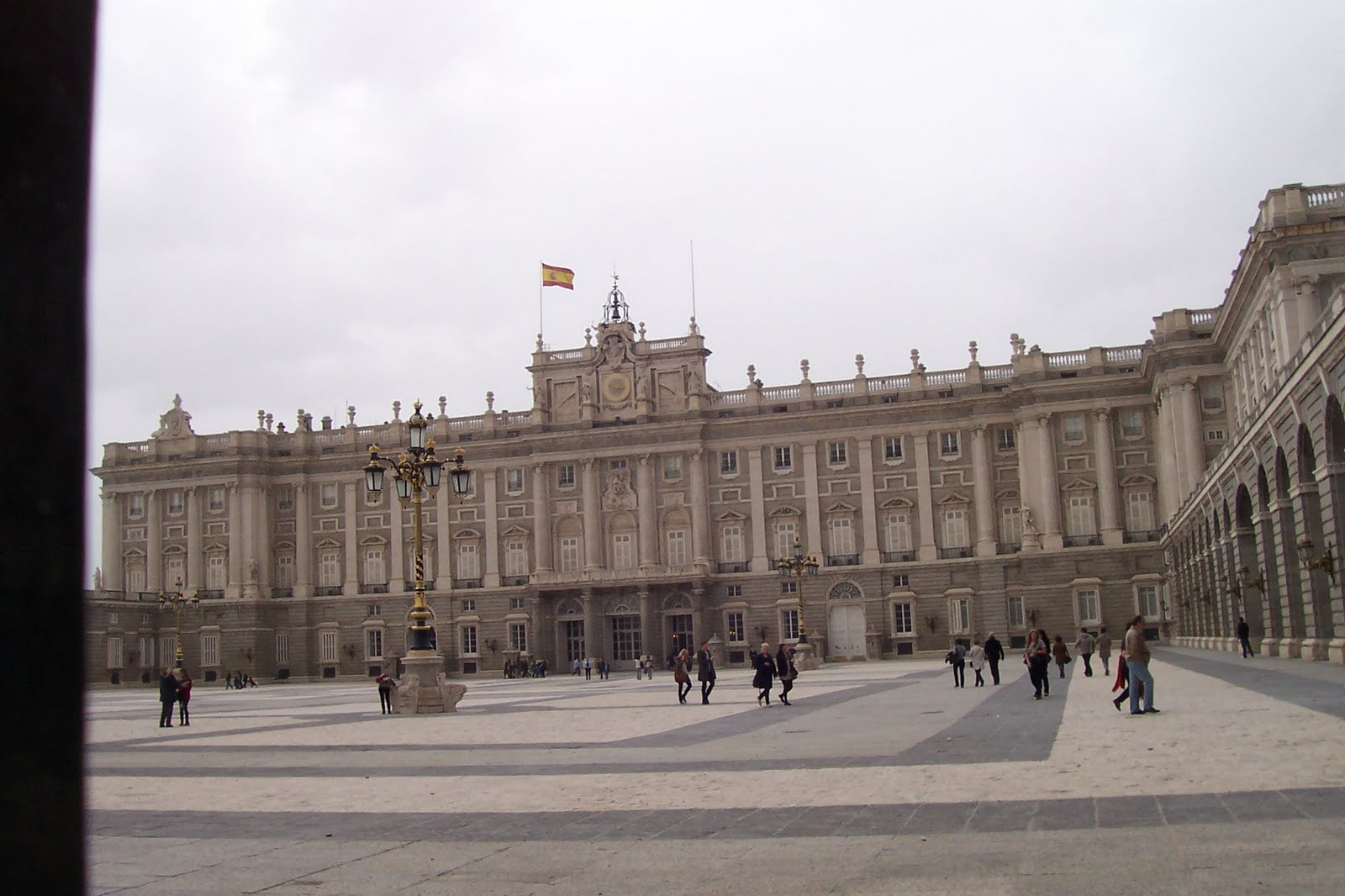 Highhill Homeschool: Royal Palace of Madrid