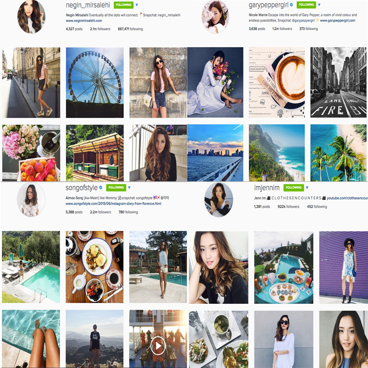 best fashion instagram accounts