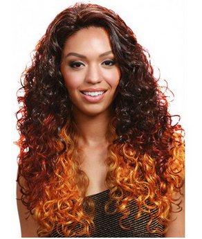 Bobbi Boss Synthetic Lace Front Wig Cherry MLF-42