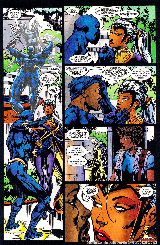 Black Panther How Wakanda Got a Written Language