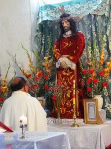 """Misa y Agasajo en el Asilo de Ancianitas """"Virgen de Chapi"""" 2012"""
